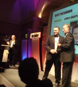 Jamie Snape Award Winning Web Designer